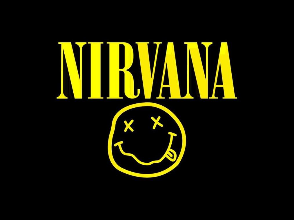 Nirvana Logo wallpapers HD