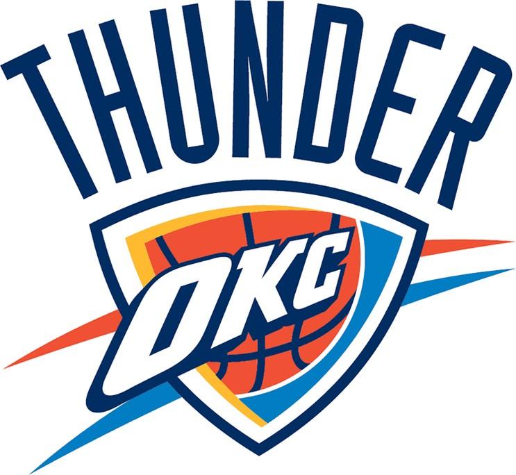 OKC Thunder Logo wallpapers HD