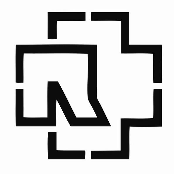 Rammstein Logo wallpapers HD