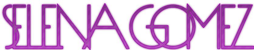 Selena Gomez Logo wallpapers HD