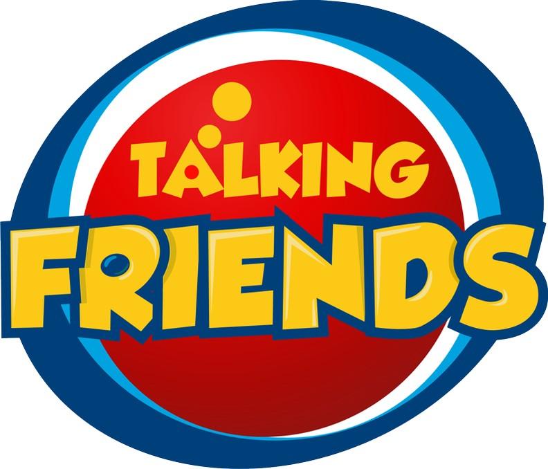 Talking Friends Logo wallpapers HD