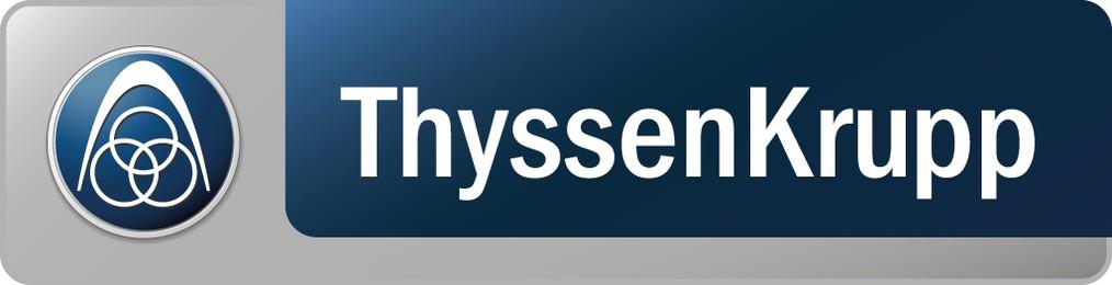ThyssenKrupp Logo wallpapers HD