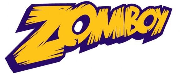 Zomboy Logo wallpapers HD