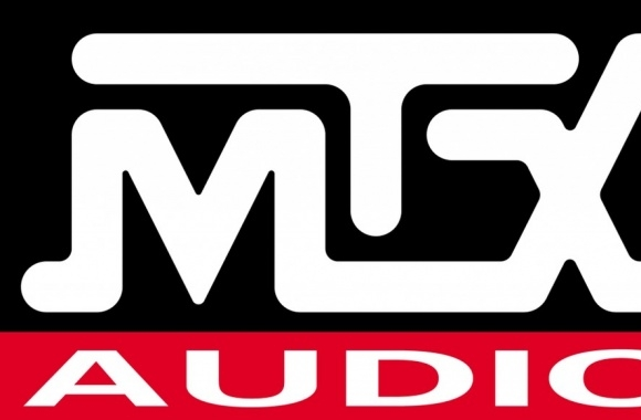 MTX Audio Logo download in high quality